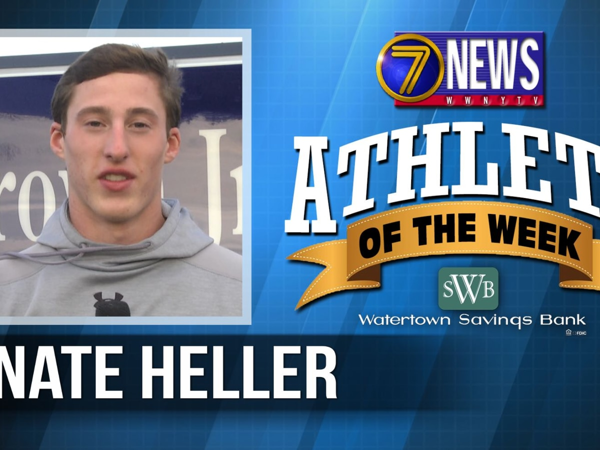 Athlete of the Week: Nate Heller