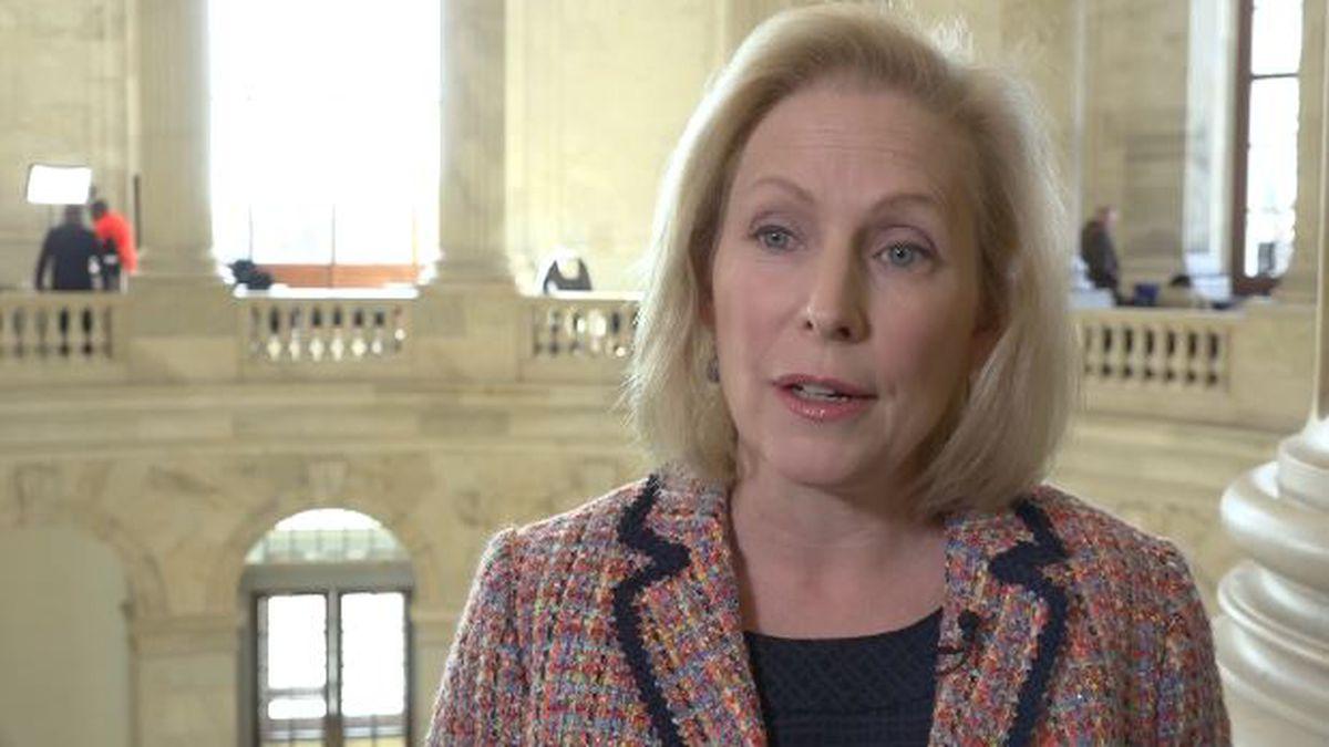 Gillibrand: 'I'm concerned' about report on Afghanistan war