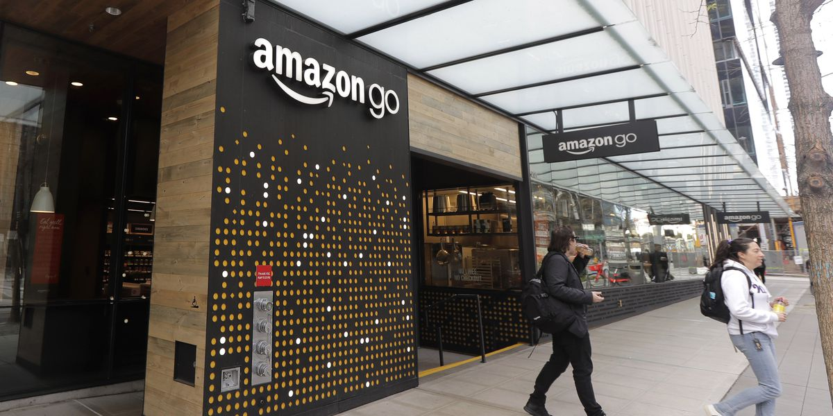 Amazon sees its palm recognition tech in stadiums, offices