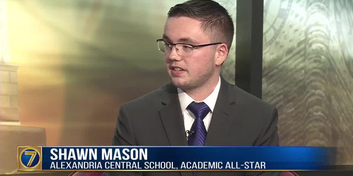 Academic All-Star: Shawn Mason