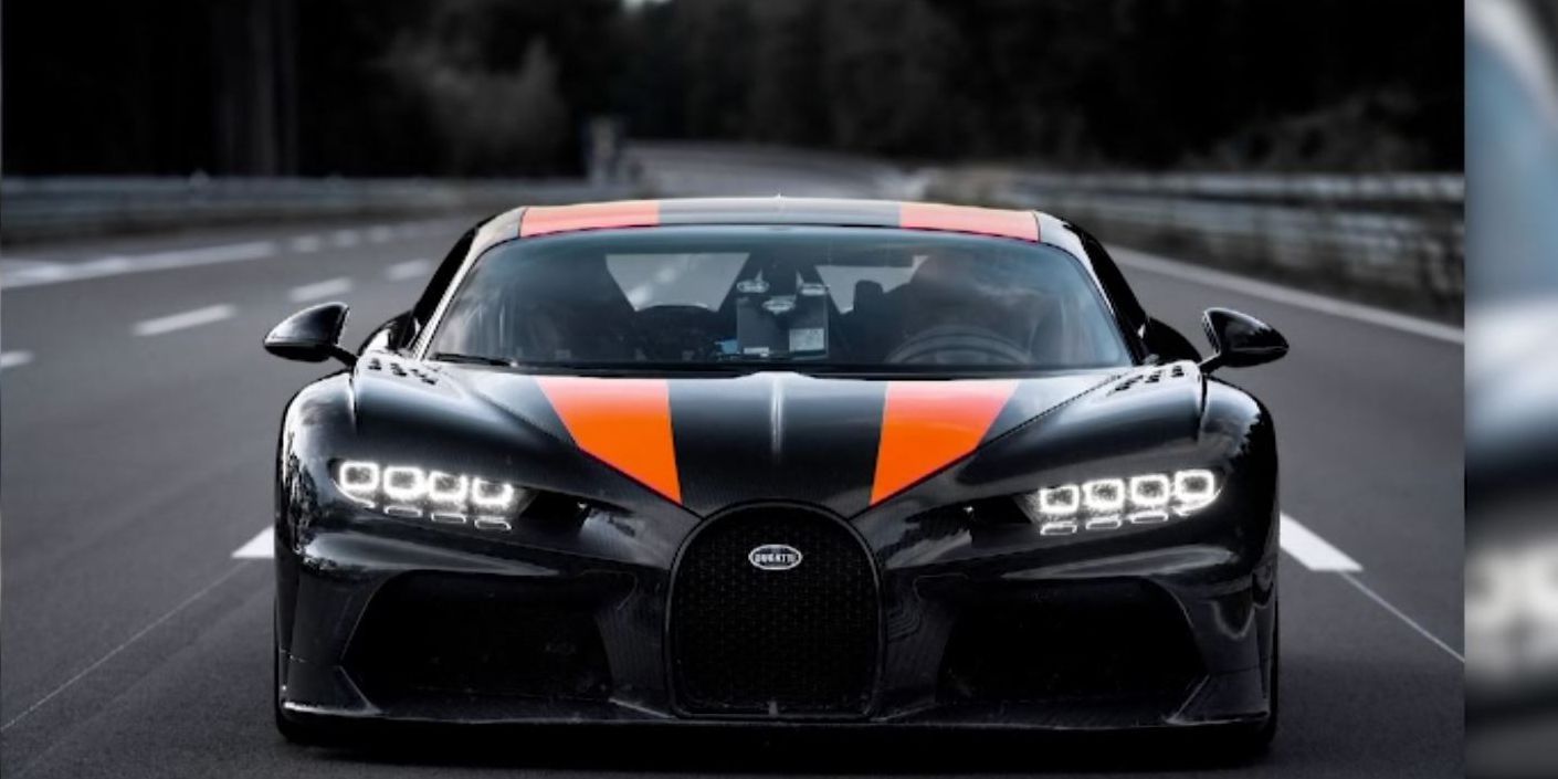 Bugatti just won the race to 300 miles per hour with a Chiron