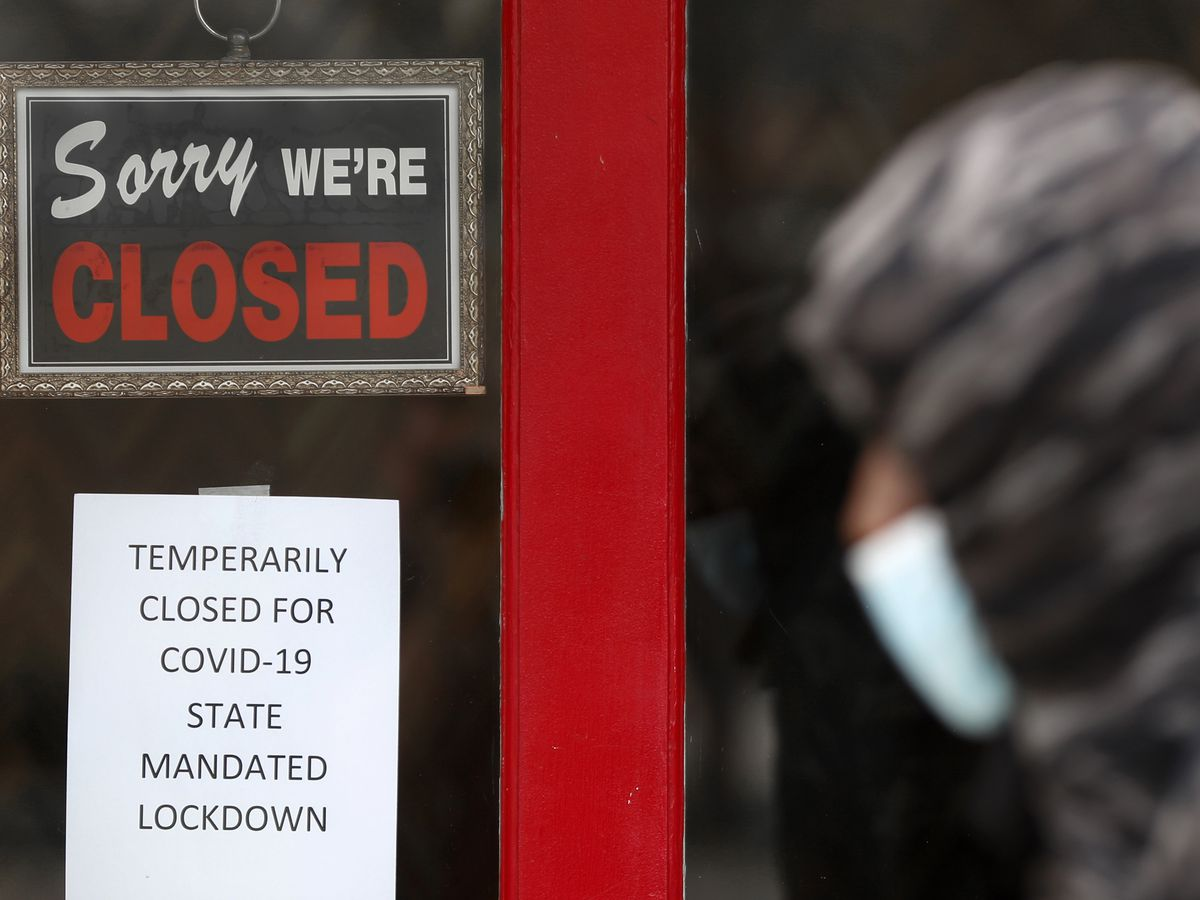Job losses from virus 4 times as bad as '09 financial crisis