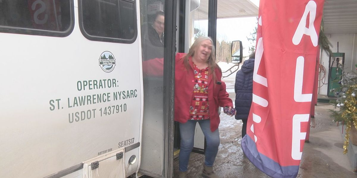In Star Lake, it's all-aboard the grocery express
