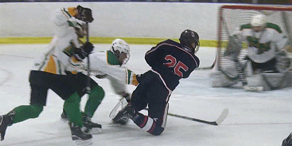 Highlights & scores: Section 10 hockey semi