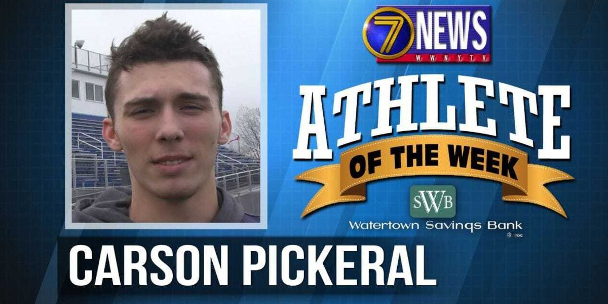Athlete of the Week: Carson Pickeral