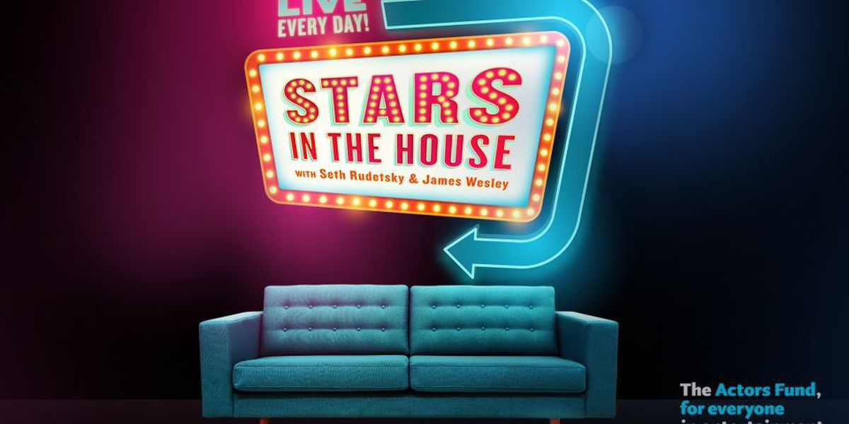 Stars in the House - Live play Readings