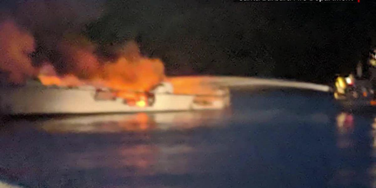 Criminal probe underway in fiery California boat disaster