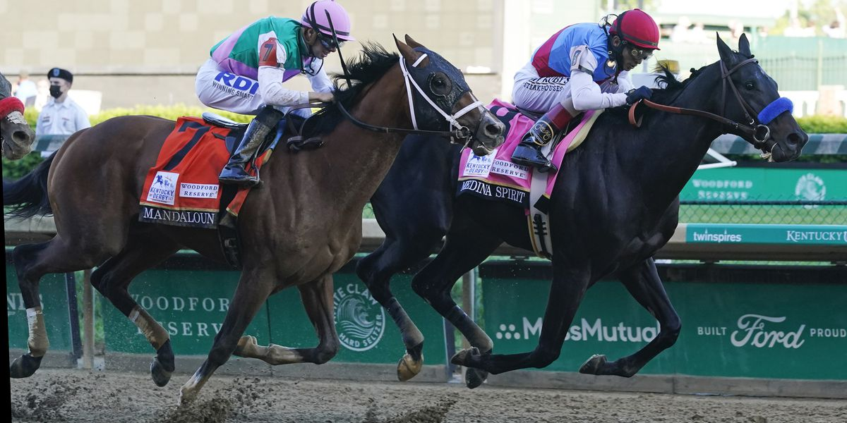 Medina Spirit gives trainer Baffert record 7th Kentucky Derby win