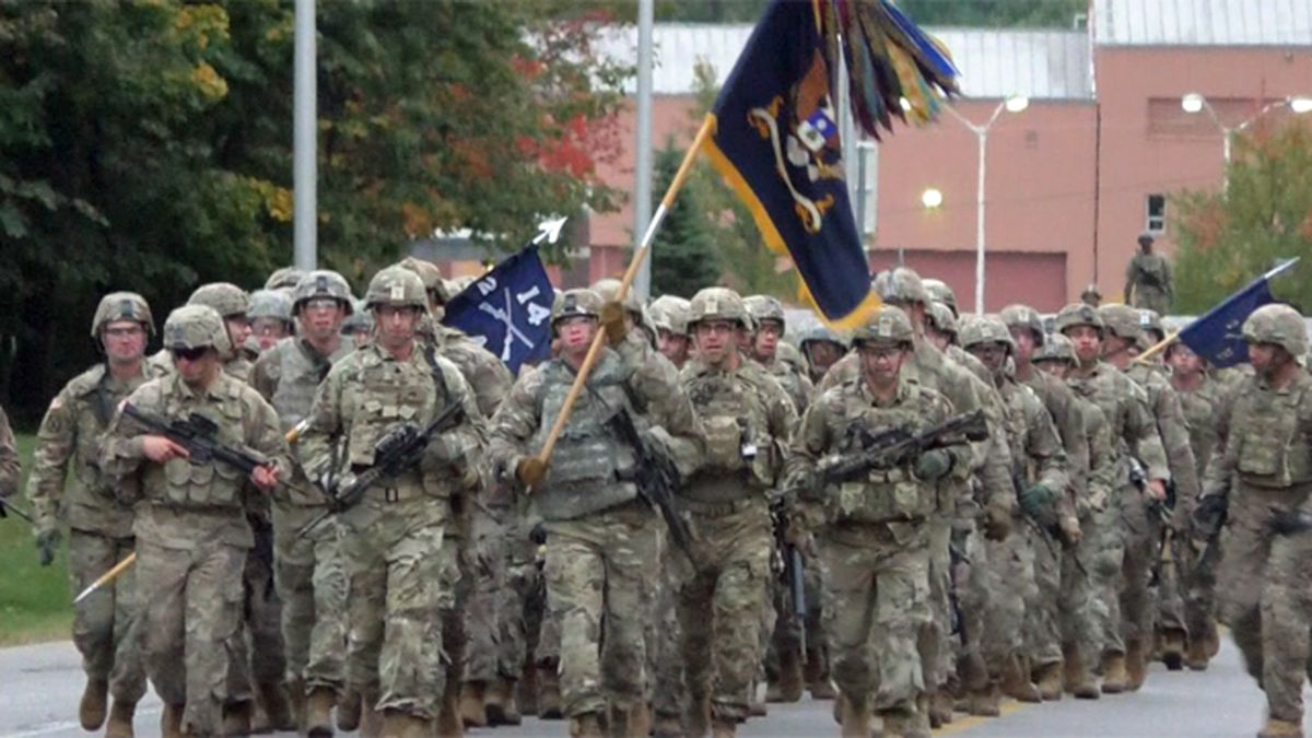 Army looks to hire 10,000 new soldiers in 3 days