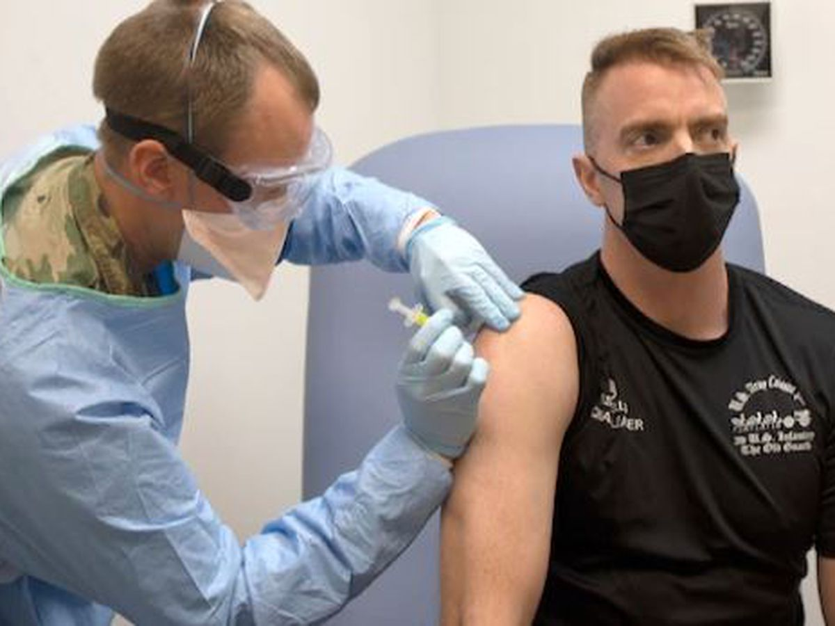 North country native is first active duty soldier to test Army COVID vaccine
