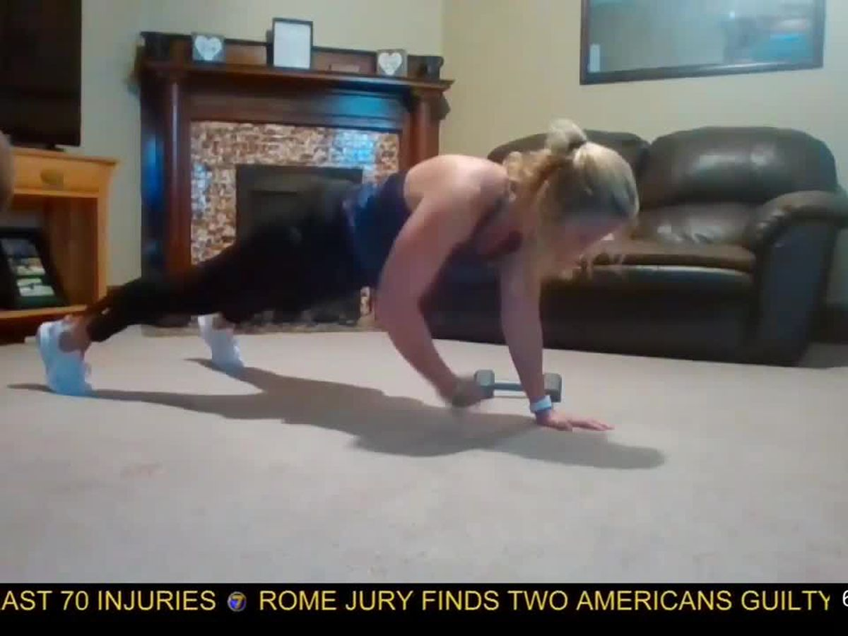 Fitness with Jamie: more for the core