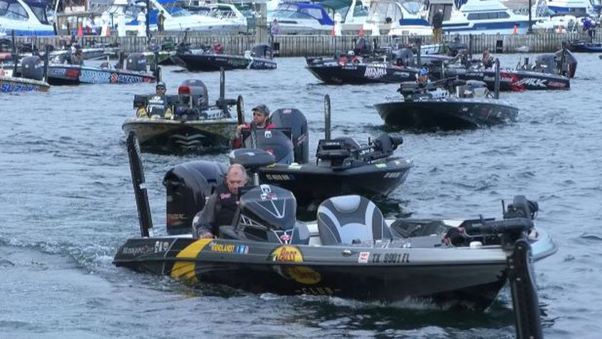 Friday Sports: Bassmaster Elite a success on land and in the water