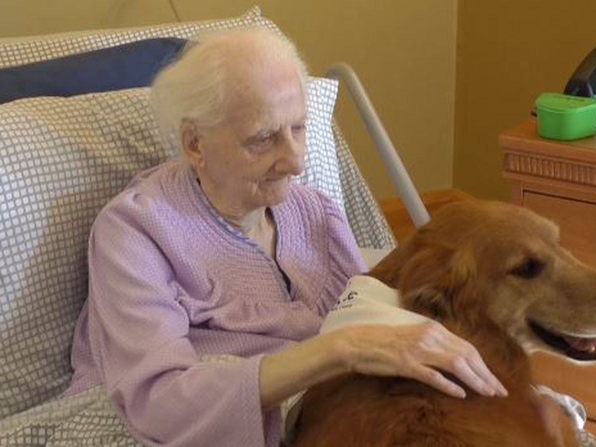 Hospice of Jefferson County offers patients peace of mind for their pets
