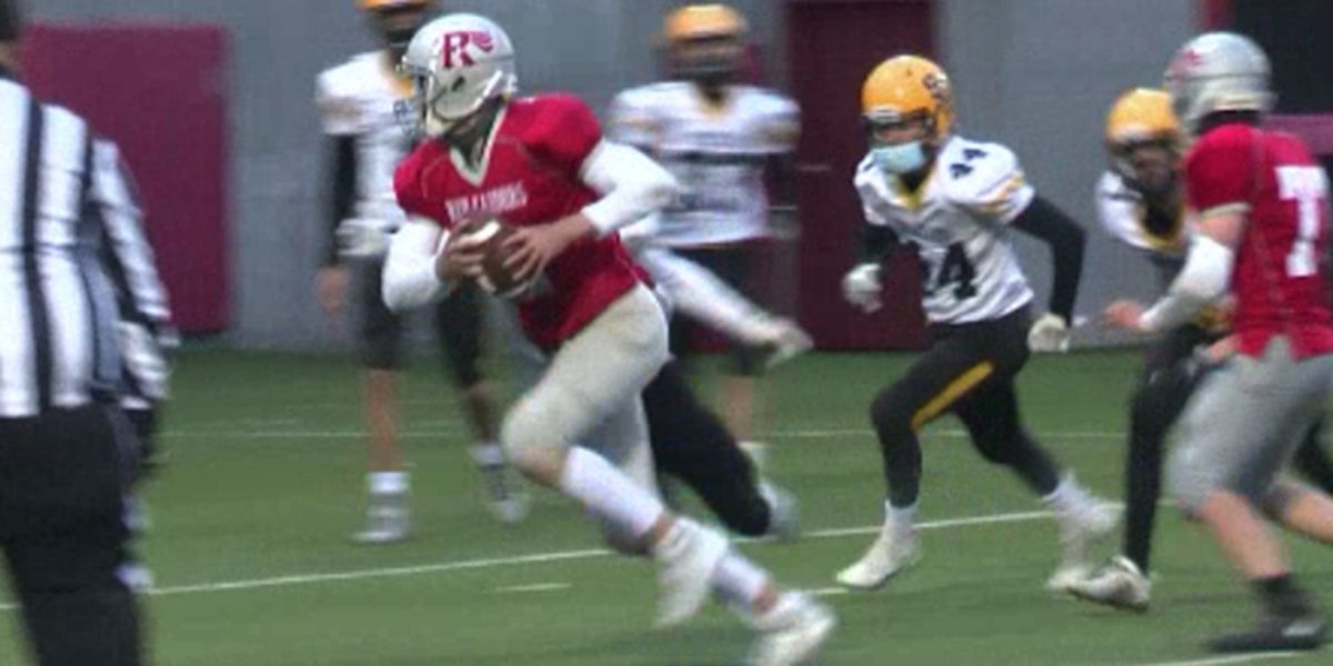 Highlights & scores: high school football & girls' soccer