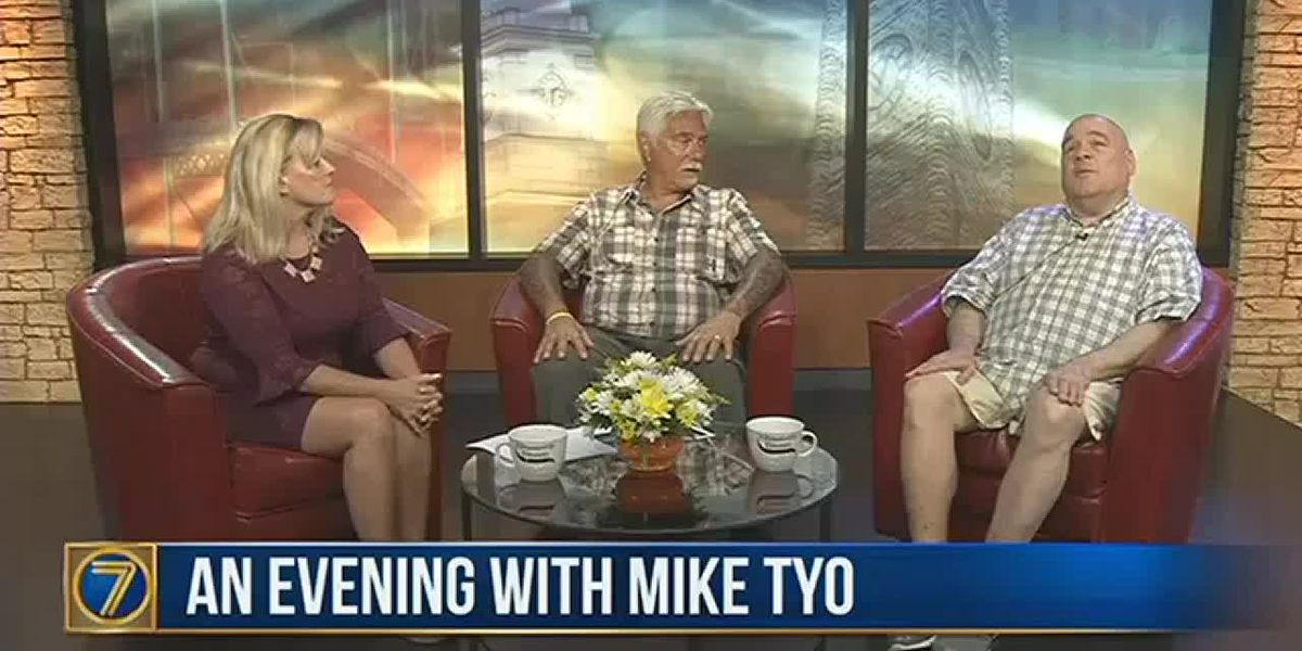 An evening with Mike Tyo