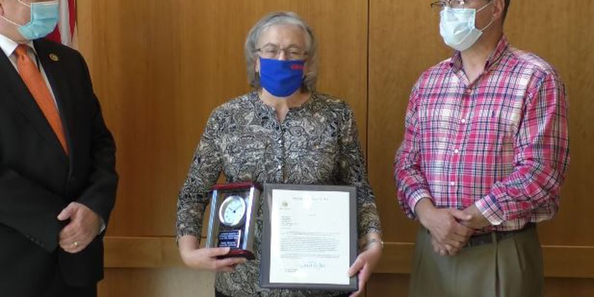 Lewis County court employee marks 50 years on the job
