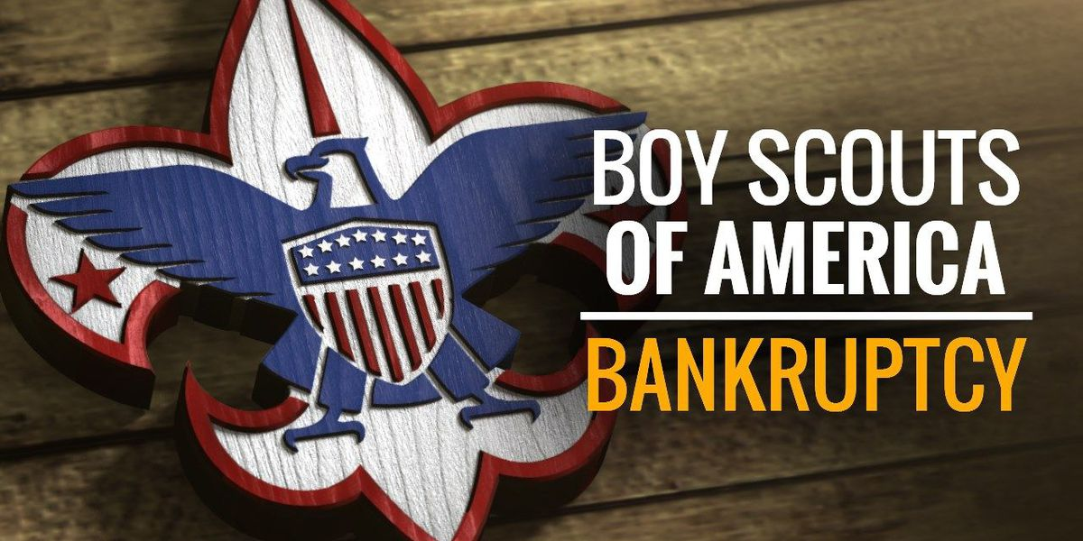 Leader, lawyer react to Boy Scouts of America bankruptcy