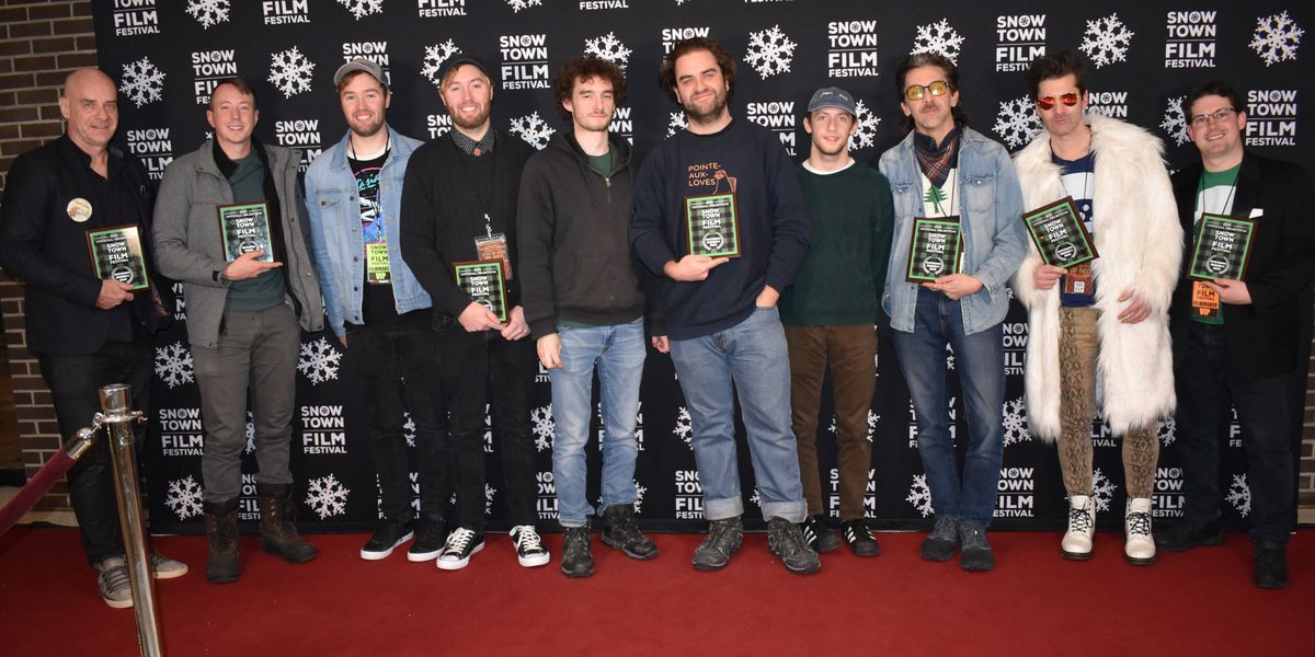 Snowtown Film Festival Award Winners