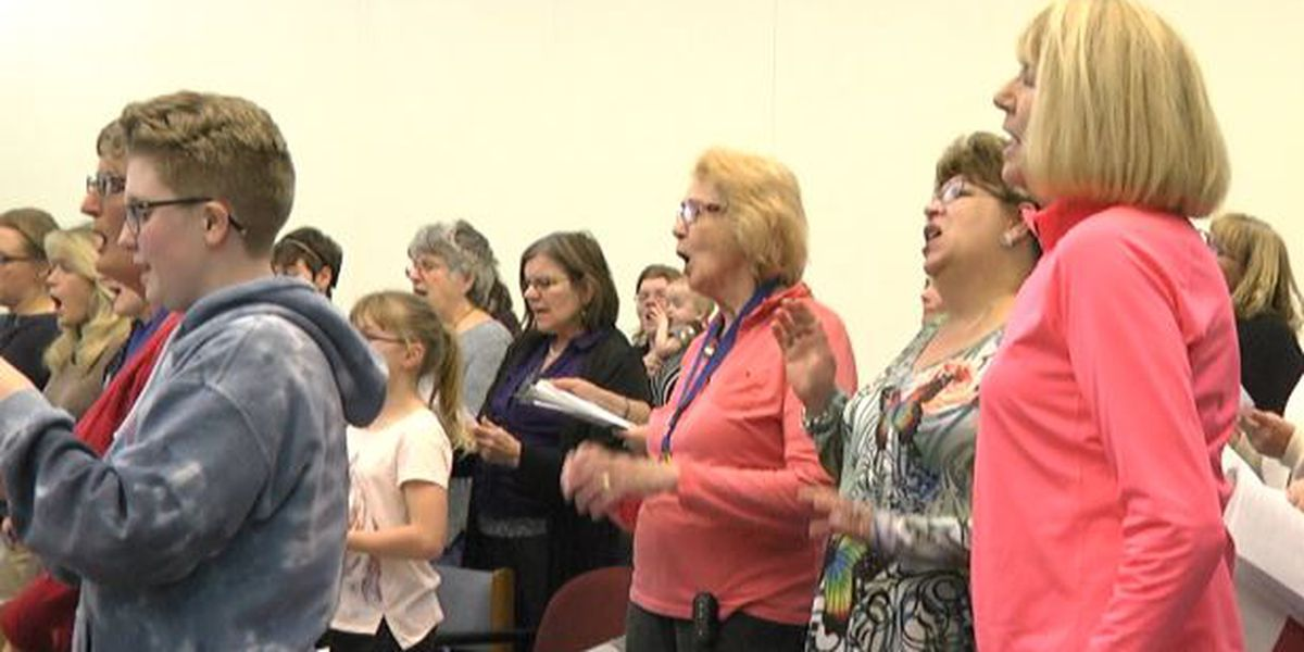 Church discourages singing to prevent spread of COVID-19