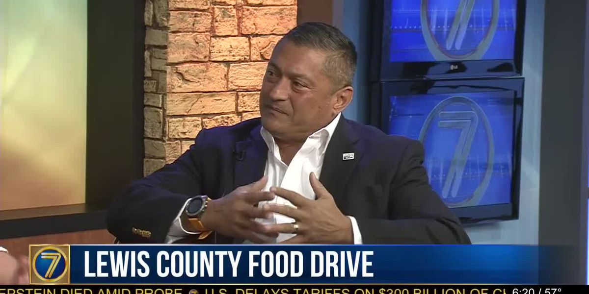Lewis County food & school supply drive coming soon