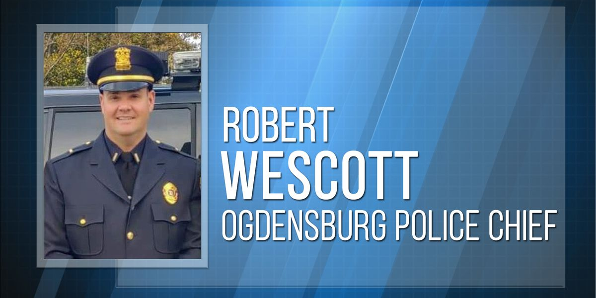 Ogdensburg appoints new police chief