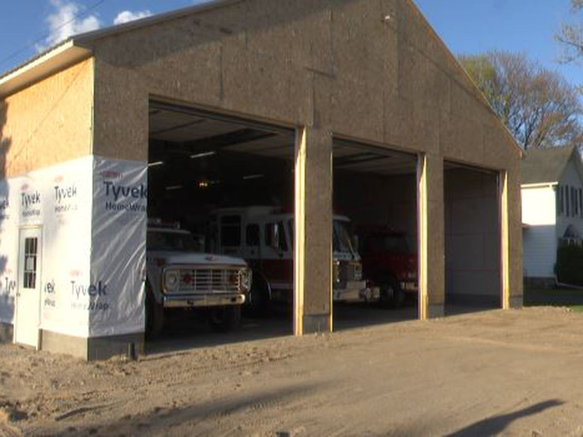 Oxbow Fire Department frustrated over stalled state money for new station