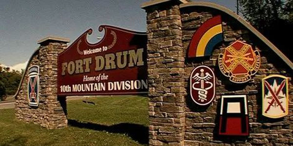 Person in isolation at Fort Drum after testing positive for COVID-19