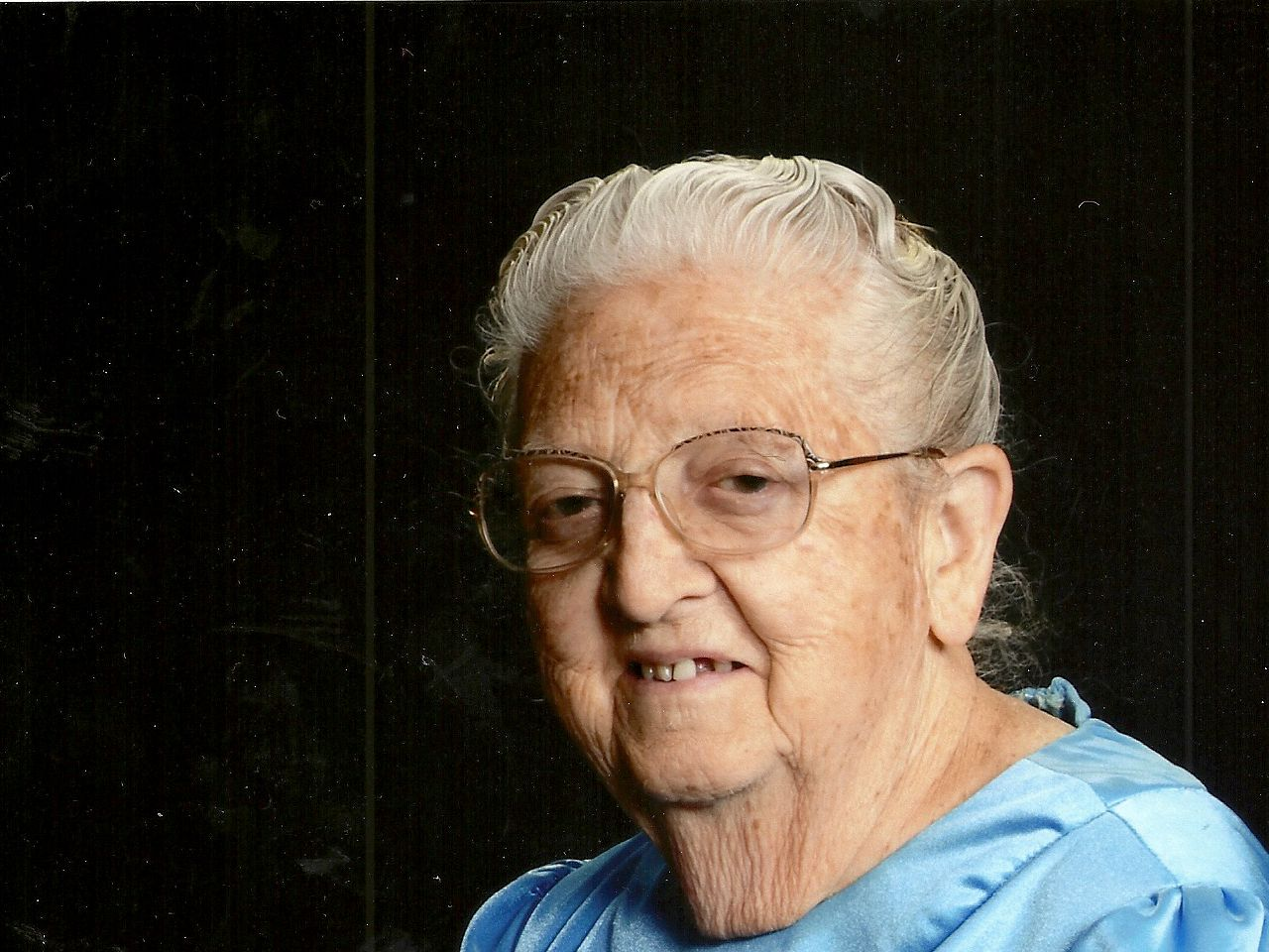 Mary W. Roes, 91, of Croghan