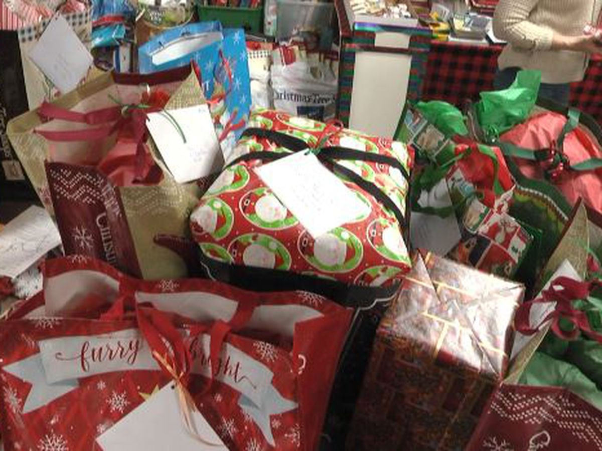 'Santa for Seniors' brings holiday cheer to the elderly
