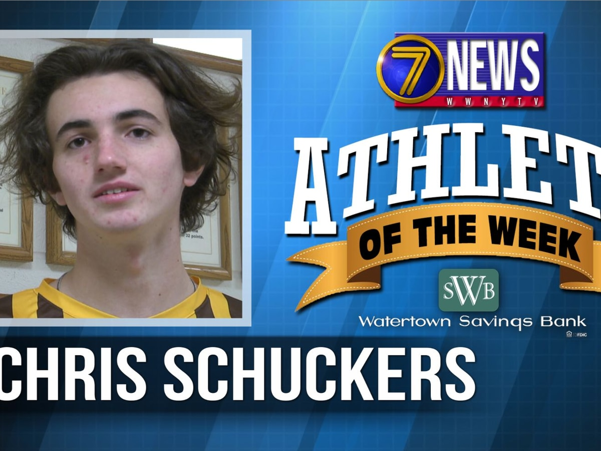 Athlete of the Week: Chris Schuckers