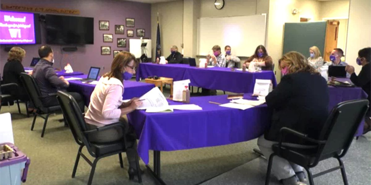 Watertown school board covers a lot of ground in 1st meeting since school started