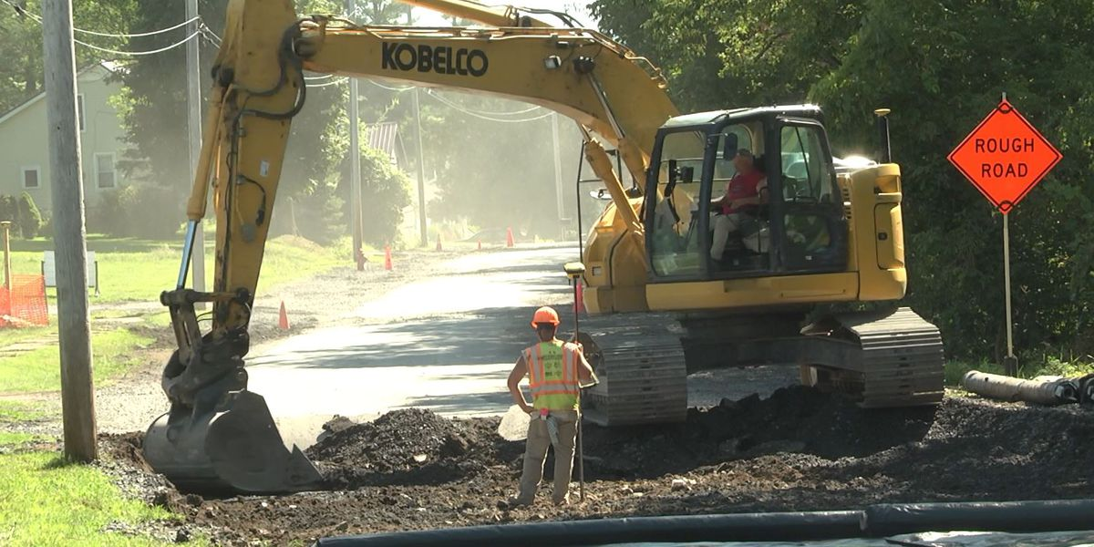 Lowville's '5 Streets' project coming along