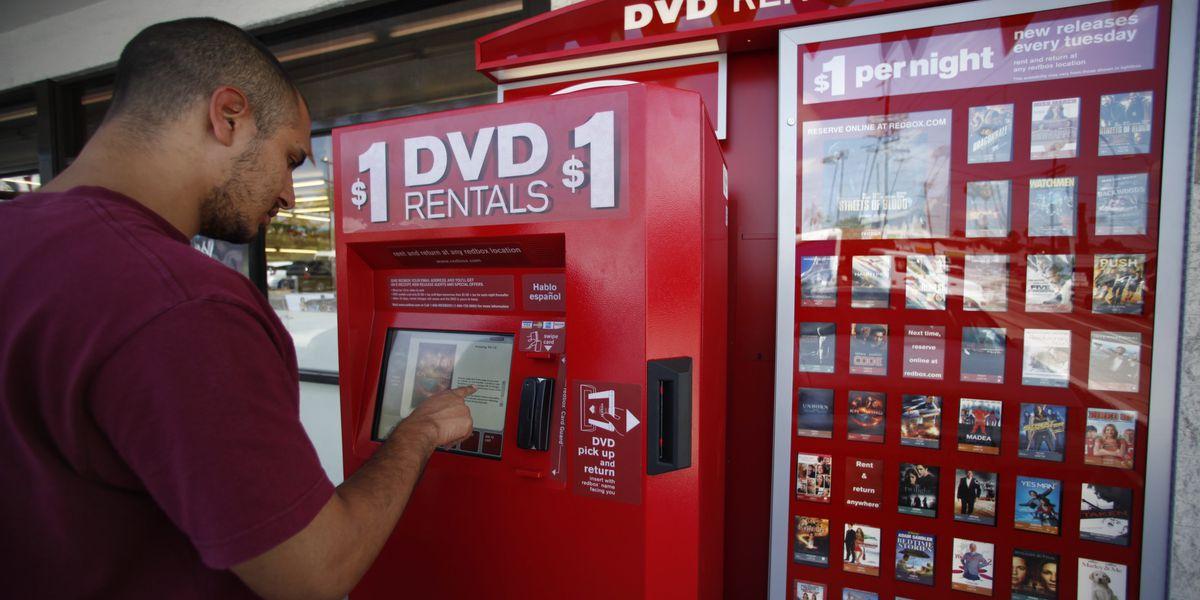 Redbox ends game rentals, cites industry changes