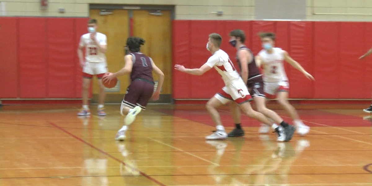 Friday Sports: High school hardwood action in Lewis County