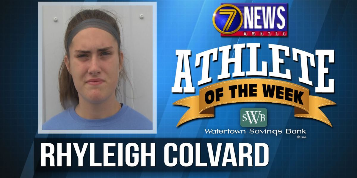 Athlete of the Week: Rhyleigh Colvard