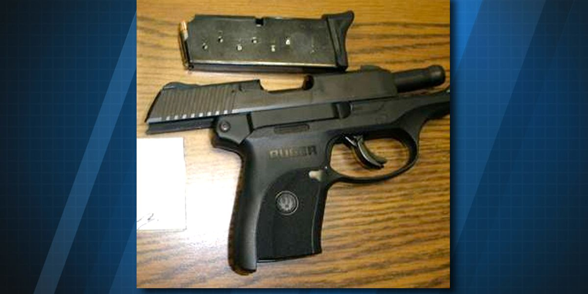 Firearm found in carry-on at Watertown airport