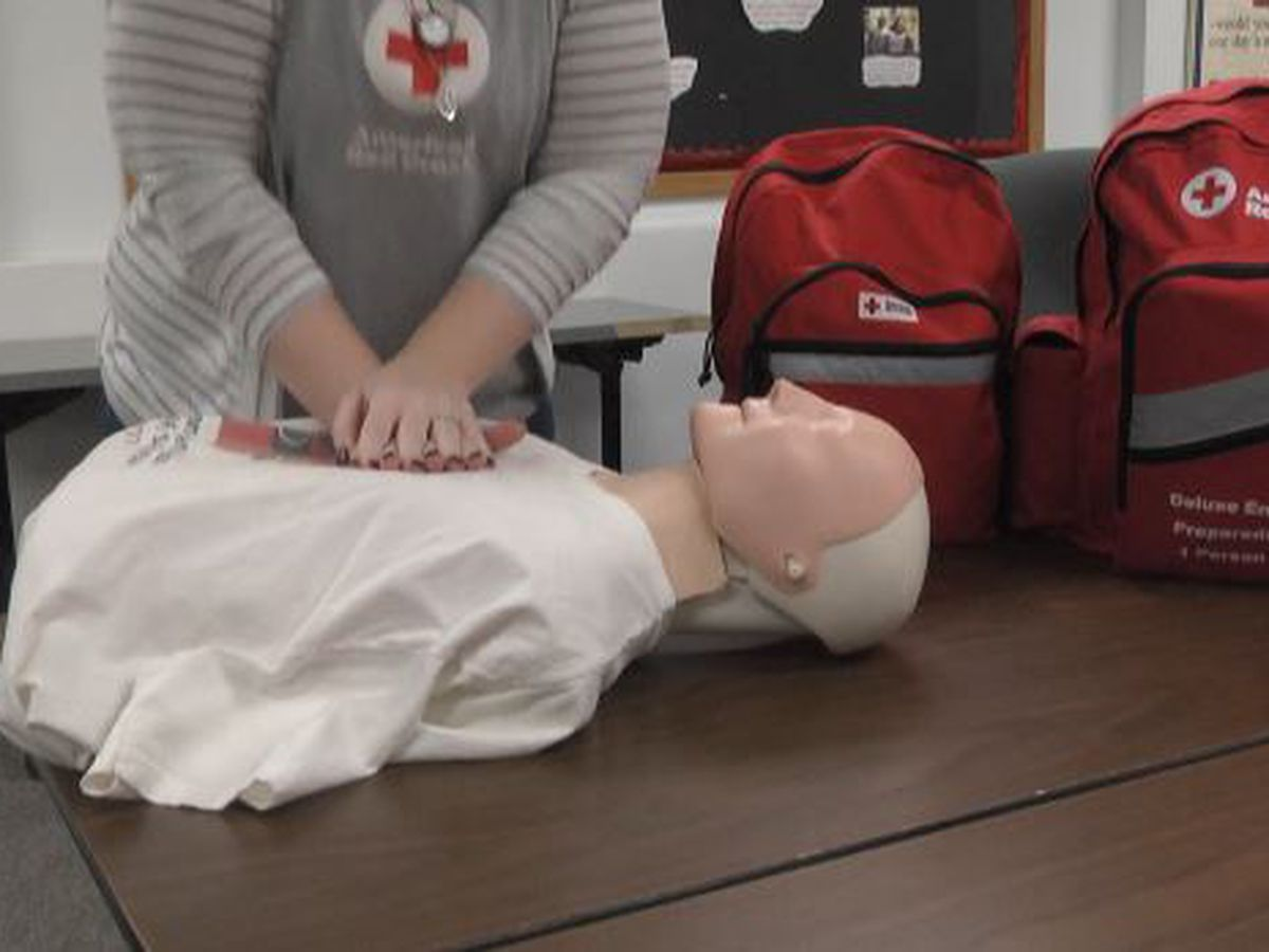 How to learn CPR online