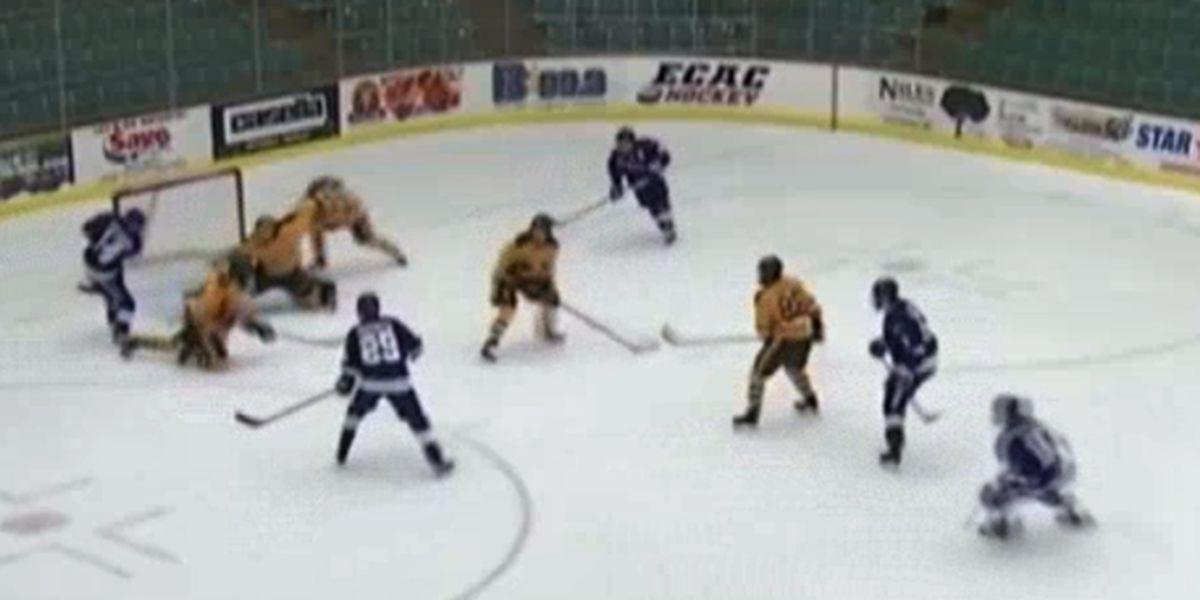 Clarkson Golden Knights down Niagara in non-conference action