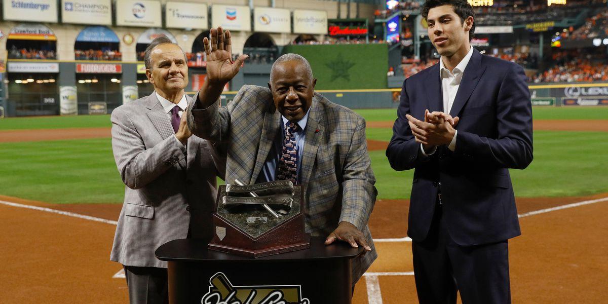 Baseball legend Hank Aaron dies at age 86
