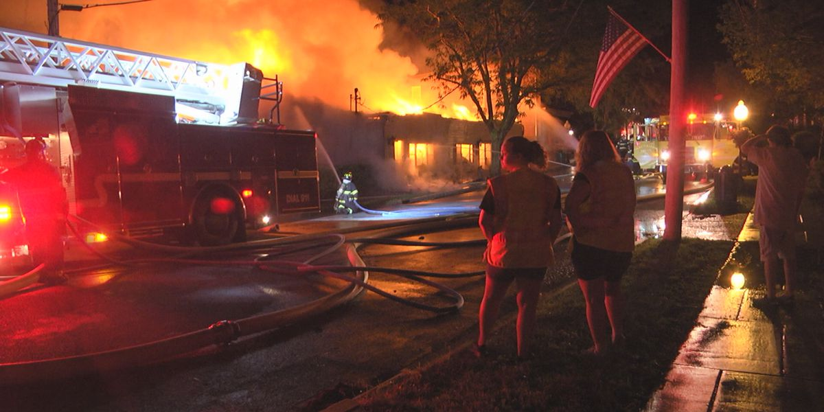 Cigarette blamed for fire that destroyed Sackets Harbor restaurant