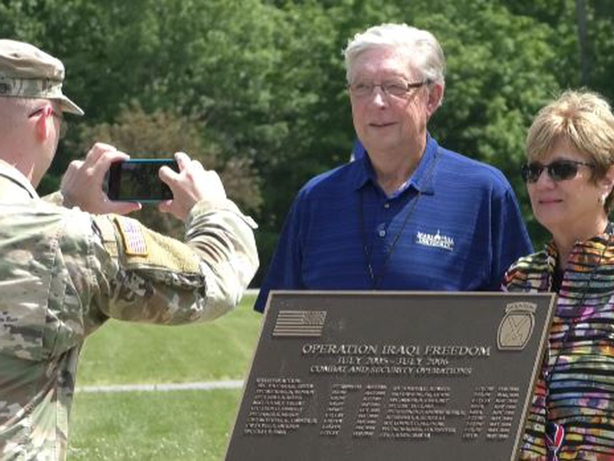 Fort Drum, families remember fallen soldiers