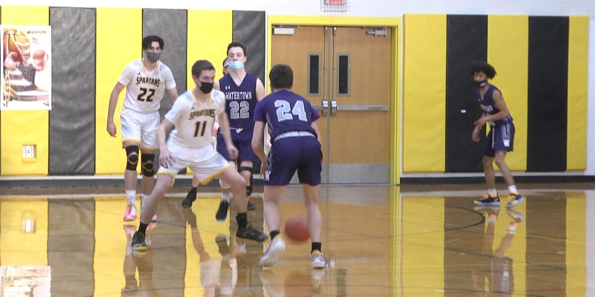 Friday Sports: High school teams hit the hardwood