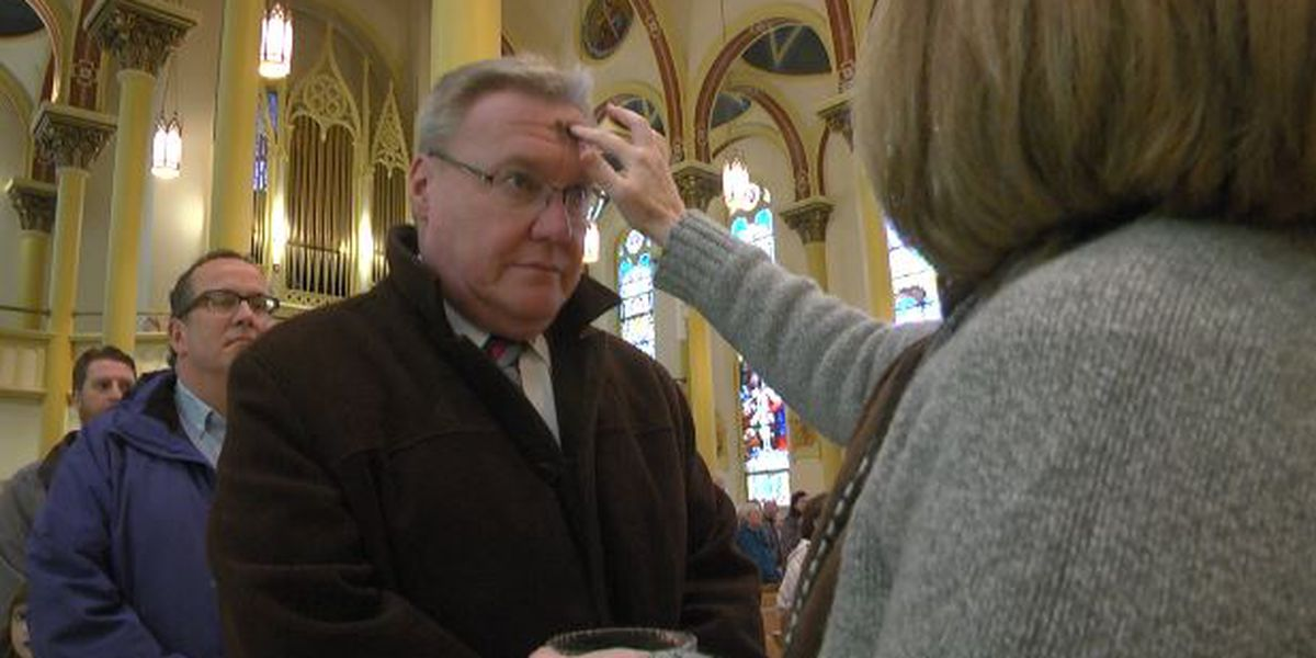 Many north country Christians observe Ash Wednesday
