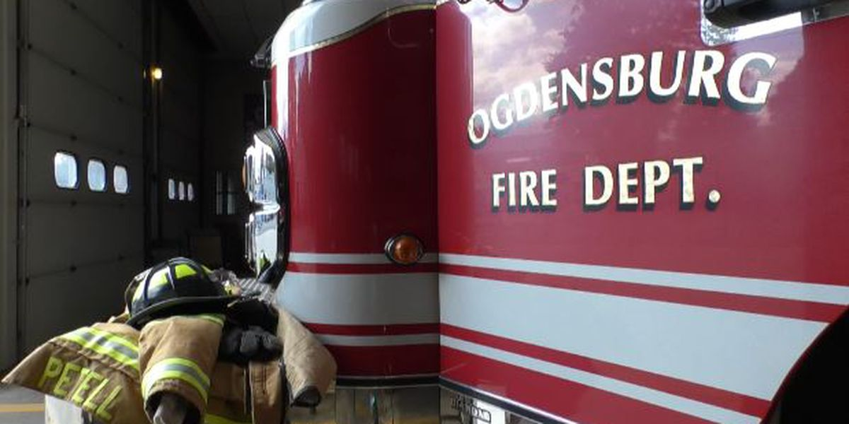 Ogdensburg firefighters, city manager at odds over part-paid, part volunteer idea
