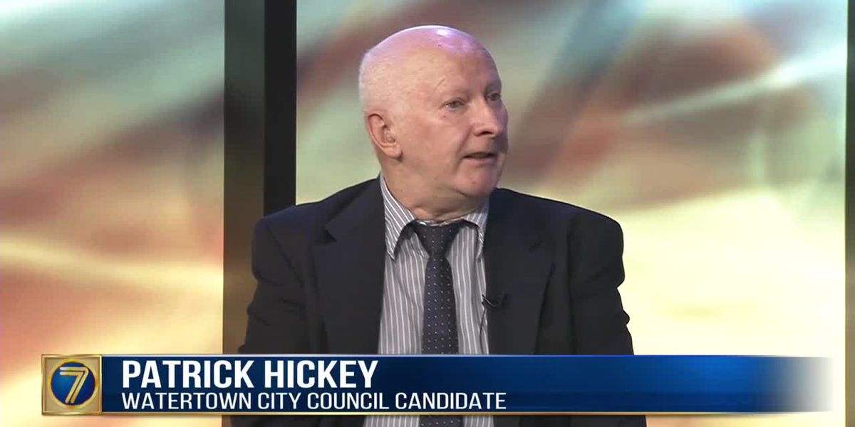 A conversation with Patrick Hickey