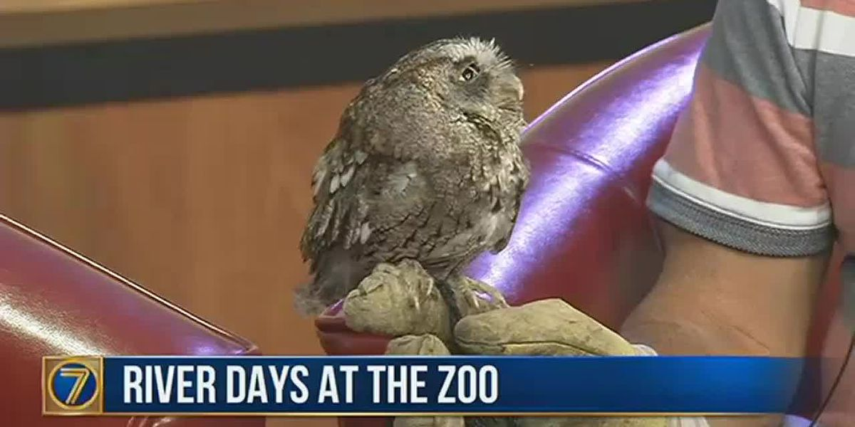 Thompson Park Zoo hosts River Days