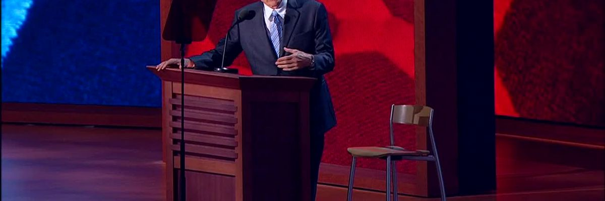 RAW: Clint Eastwood speaks at 2012 Republican National Convention