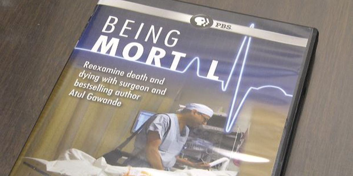 Lewis County Hospice offers free screenings of 'Being Mortal'