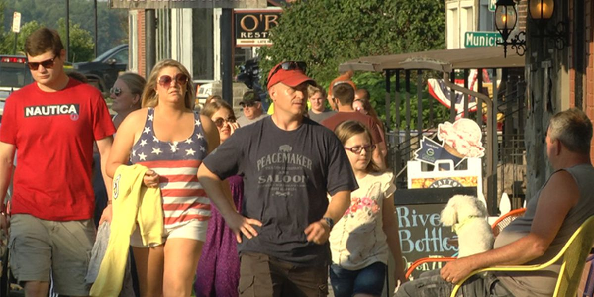 Clayton bustles in Fourth of July kickoff