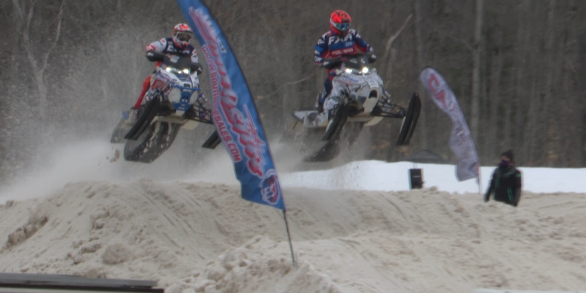 From motocross to snocross, people take to Town of Greig track